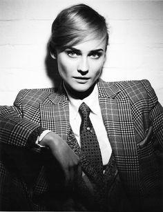Karl Lagerfeld, Diane Kruger