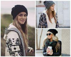 Beanie Babes: 5 Ways to Wear This Winter Staple Headgear, 5 Ways, Snug, Winter Hats, Beanie, Warm, How To Wear, Fashion, Moda