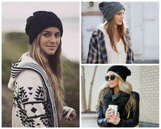 Keep snug and warm in fabulous headgear this winter.