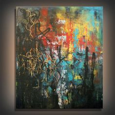 http://www.etsy.com/listing/94232025/urban-city-original-abstract-painting-22