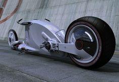 Snake Road Motorcycle, future, motorbike, concept, vehicle, motorcycle, fantastic, Delussu Bruno, futuristic, futurism, Cosmic Motors, bike, by FuturisticNews.com