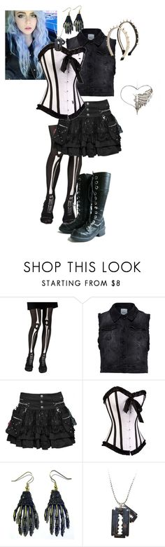 """Trying A New Style What Do You Think? -Odette"" by bipolarbabe ❤ liked on Polyvore featuring ONLY"