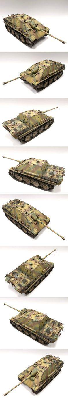 Jagpanther (Sd. Kfz. 173) 1/35 Scale Model