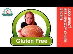 Recept Bezlepkový kváskový chlieb / Recipe Glutenfree sourdough bread - YouTube Gluten Free Sourdough Bread, Glutenfree, Youtube, Recipes, Gluten Free, Sin Gluten, Ripped Recipes, Youtubers