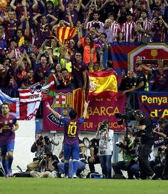 Lionel Messi 2012 (Spanish Cup Final)