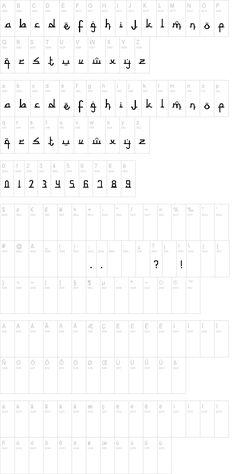 Nurkholis typeface-- arabic font