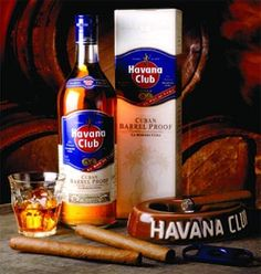 ( Let's be clear from the outset, that this is a true Cuban rum, not a product of the Bacardi line which produces a rum under the sam… Champagne Drinks, Cocktail Drinks, Alcoholic Drinks, Cocktails, Havana Club Rum, Cohiba Cigars, Strong Drinks, Cuban Cigars, Cars And Coffee