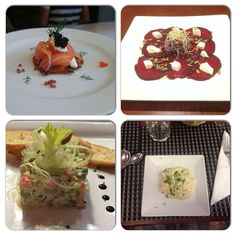 Next Saturday our dinner for 2350: Este Sábado nuestra cena por 2350: -Aperitivo de rosti con salmón marinado -Carpaccio de remolacha con queso feta y semillas -Tartar vegetariano -Rissotto con setas mixtas -Dorada a la plancha con verdura asiática -Tiramisú Si quieres venir escríbenos un comentario por favor. Te esperamos a las 21.00! #restaurante #restaurant #japan #japanese #sushi #maki #sashimi #tataki #food #dinner #cena #palma #mallorca #майорка  #مايوركا# by bar.restaurante.alegria