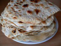 recept na tortily