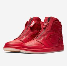 big sale 0b0a8 7d653 These will be in my closet Official Images  Air Jordan 1 High Zip WMNS AWOK  University Red