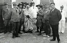 """He was a teacher of Qur'an and Emir of the Mujahideen of Libya. A dialogue in an infidels' court in 1931 between the """"judge"""" and Omar Mukhtar: - Did you fight against the Italian state? Omar: Yes - Did you encourage people to fight against Italy? Omar: Yes - Are you aware of penalty for what you did? Omar: Yes - For how many years did you fight against Italy? Omar: For 20 years already - Do you regret of what you have done? Omar: No - Do you realize that you will be executed? Omar: Yes The…"""
