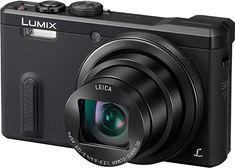 2019 NEW Panasonic Compact Digital Camera Lumix Black from japan Leica, 35mm Camera, Best Camera, Camara Canon Powershot, Wi Fi, Best Holiday Deals, Panasonic Camera, Video 4k, Digital Cameras