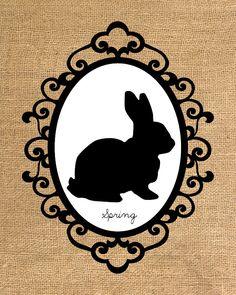 burlap+bunny+8x10.jpg 640×800 pixels