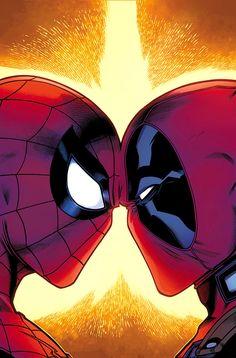 Prenez deux des personnages les plus populaires de Marvel, et faites-les vivre des aventures dans une nouvelle série. Vous obtenez Spider-Man/Deadpool, qui n'est jamais que l'une des nouvelles séries tandem de Marvel. Au scénario, on retrouve Joe....