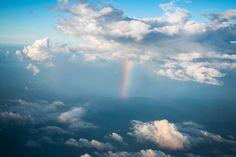 Rainbow from the Heavens, by Nella Lomotan #NatGeoTravelerPhotoContest