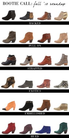 Trend. Boots with rounder toes STYLE | small shop [a brand styling studio] by Erika Brechtel | Page 4