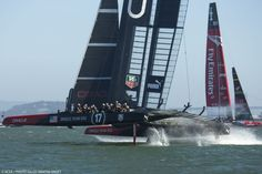 America's Cup - SF wins in presenting a great event