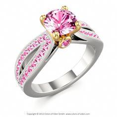 Pink Sapphire, September's birthstone