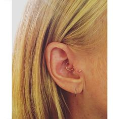 Want more? Everything you need to know about all the piercings you saw here is right this way. #refinery29 http://www.refinery29.com/cool-ear-piercing-ideas#slide-13