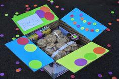 Birthday care package! Military girlfriend, Jarhead and Bones blog.