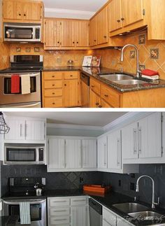 DIY kitchen: See what this kitchen looks like after a $700 makeover - TODAY.com