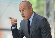 Media's Head Explodes When Matt Lauer Becomes Second Morning-Show Male Sacked Over Sex Scandal In A Week