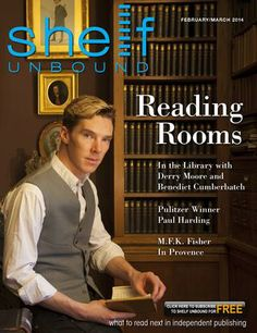 Nice pic! Shelf Unbound February/March 2014