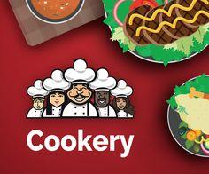 "查看此 @Behance 项目:""Cookery Ui Kit""https://www.behance.net/gallery/46074823/Cookery-Ui-Kit"