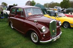 1951 Triumph Mayflower made between 1949-1953. 35,000 were built. They had a 1275cc Aluminium Head 4 cylinder Side valve engine with 35Bhp All had a column shift 3 speed gearbox