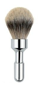 Merkur Futur Silvertip Badger Shaving Brush
