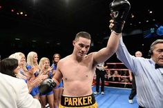 VIDEO: Joseph Parker knocks out Afa Tatupu in second round Joseph Parker, Knock Knock, Boxing, Highlights, Wrestling, Lucha Libre, Hair Highlights, Highlight