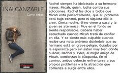 Inalcanzable- Carrie Arcos ⭐️⭐️⭐️