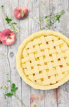 ... peaches pie by monsieurmuffin ...