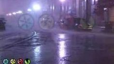 08/29/2005 Pre Dawn Video of Hurricane Katrina in New Orleans