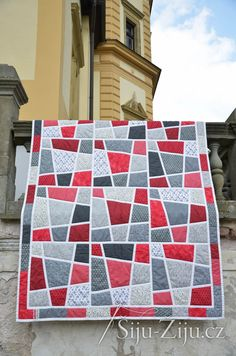 Magic tile quilt | Šiju-Žiju.cz