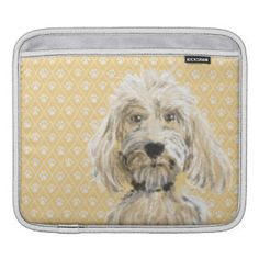 Check out all of the amazing designs that Labradoodle Love™ has created for your Zazzle products. Make one-of-a-kind gifts with these designs! Labradoodle Dog, Ipad Sleeve, Cartoon Dog, Dog Paintings, Dogs, Gifts, Presents, Pet Dogs, Doggies