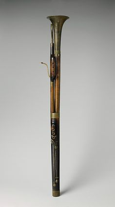 1825-1833 Austrian Contrabassoon in C at the Metropolitan Museum of Art, New York