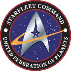 Starfleet Command United Federation of Planets.