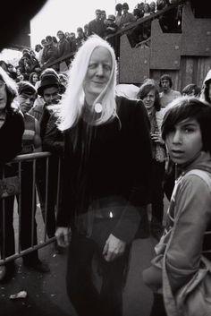 Johnny Winter, 1970: Leland Lapine.