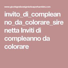 invito_di_compleanno_da_colorare_sirenetta Inviti di compleanno da colorare