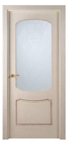 Josephine Interior Doors Golden Patina