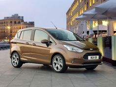 FORD B-Max , A realistic option for our next car