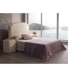 Comprar online Cabecero Tapizado de forma artesanal Modelo NARBONA Bed, Furniture, Home Decor, Templates, Shape, Upholstered Headboards, Complimentary Colors, Cleaning Tips, Timber Frames