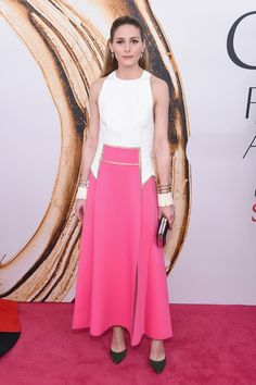 All the Best Looks from the CFDA Awards Red Carpet