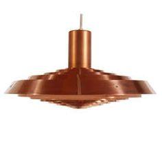 Plate Pendant Lamp by Poul Henningsen
