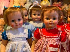 Girls Dresses, Flower Girl Dresses, Ideal Toys, Auburn, Baby Dolls, Big, Wedding Dresses, Fashion, Dresses Of Girls