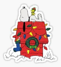 'Christmas Snoopy' Sticker by Cam-Guay Cartoon Stickers, Tumblr Stickers, Phone Stickers, Cute Stickers, Snoopy Christmas, Christmas Cartoons, Charlie Brown Christmas, Christmas 2019, Christmas Stickers
