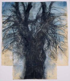 Jim Dine (b. 1935) Tree (The Kimono), 1980  National Gallery of Art