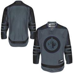 Winnipeg Jets Cross Check Jersey