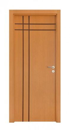 Porta Pronta Verniz Main Entrance Door Design, Door Gate Design, Wooden Door Design, Home Stairs Design, Bedroom Door Design, Interior Door Styles, Door Design Interior, Modern Door, Modern Entryway